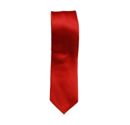 krawatte-rot-unicolor