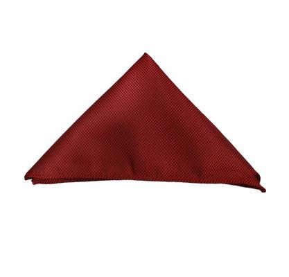 einstecktuch-rot