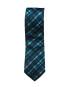 Krawatte Blau Tartans