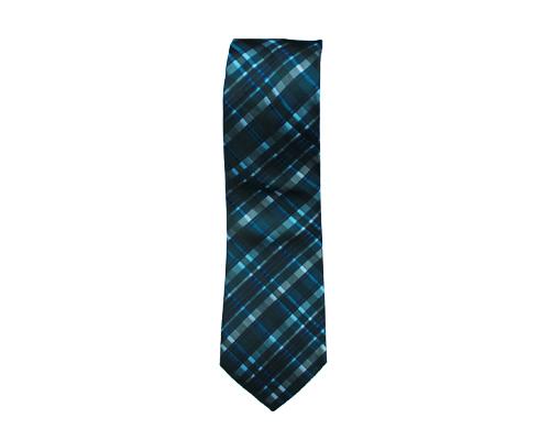 krawatte-blau-tartans
