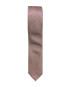 Krawatte rot gepunktet Slim