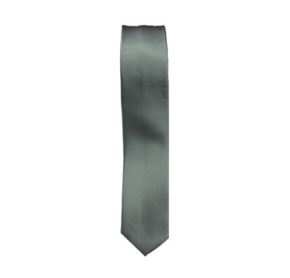 krawatte-spacegrau