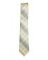 Krawatte beige karamel Slim