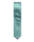Krawatte hellblau gepunktet Slim